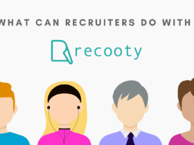 What can recruiters do with Recooty