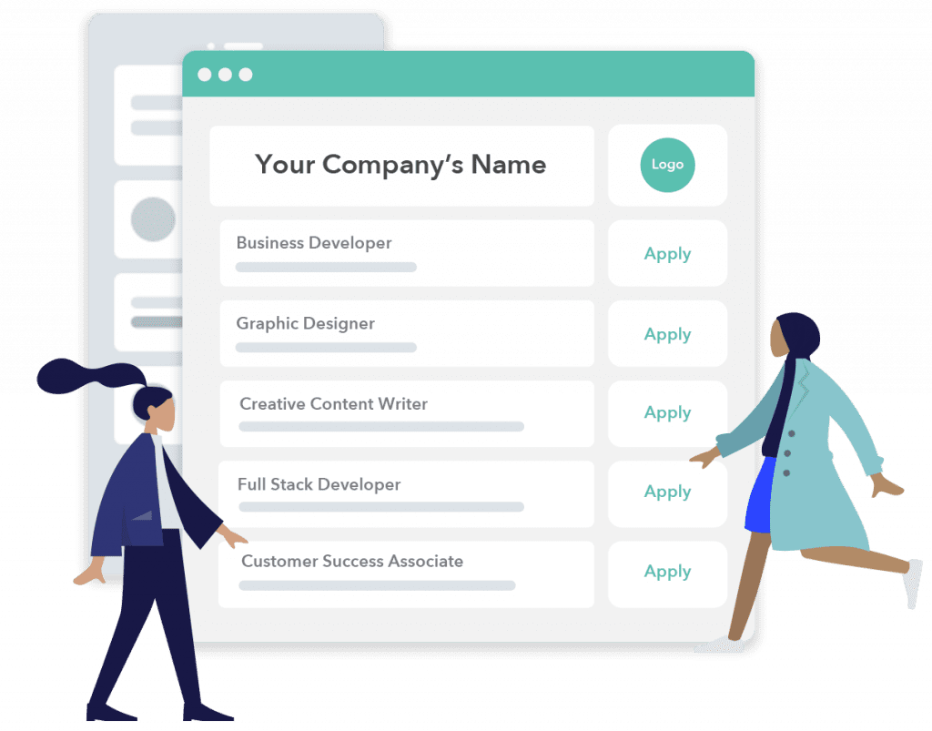 Branded career site, Professional career page