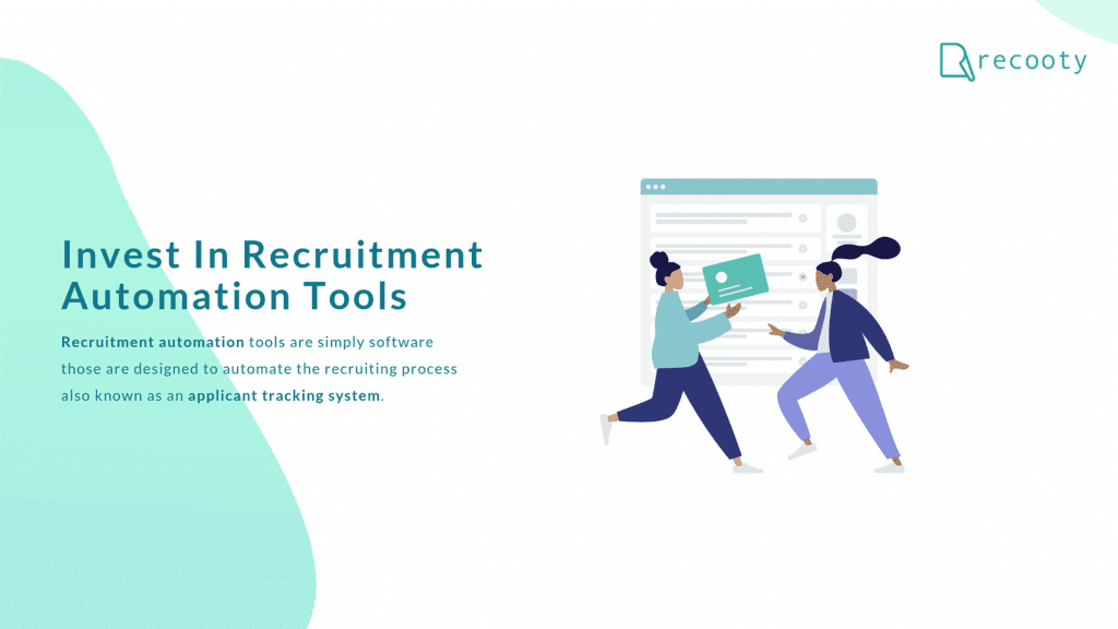 Recruitment tools
