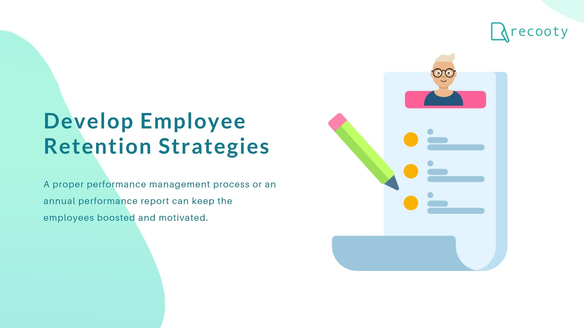 Employee retention strategy