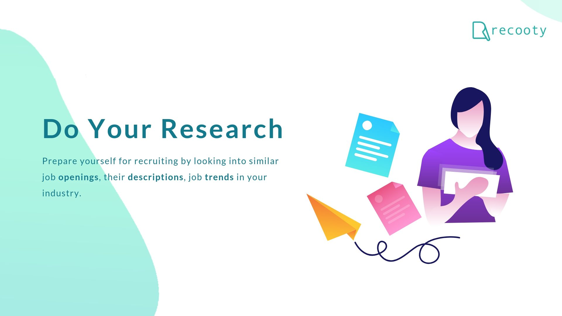 Job opening research