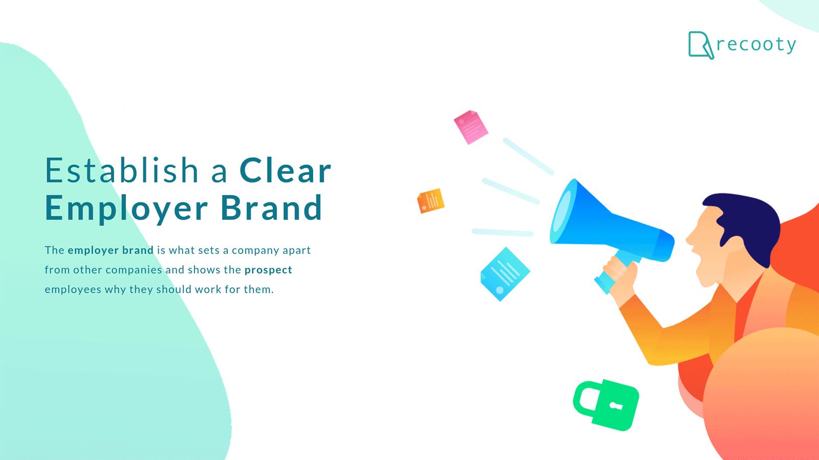 Create employer brand
