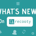New Recooty features