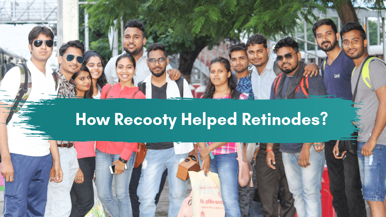 How Recooty is helping Retinodes in team building and startup hiring.