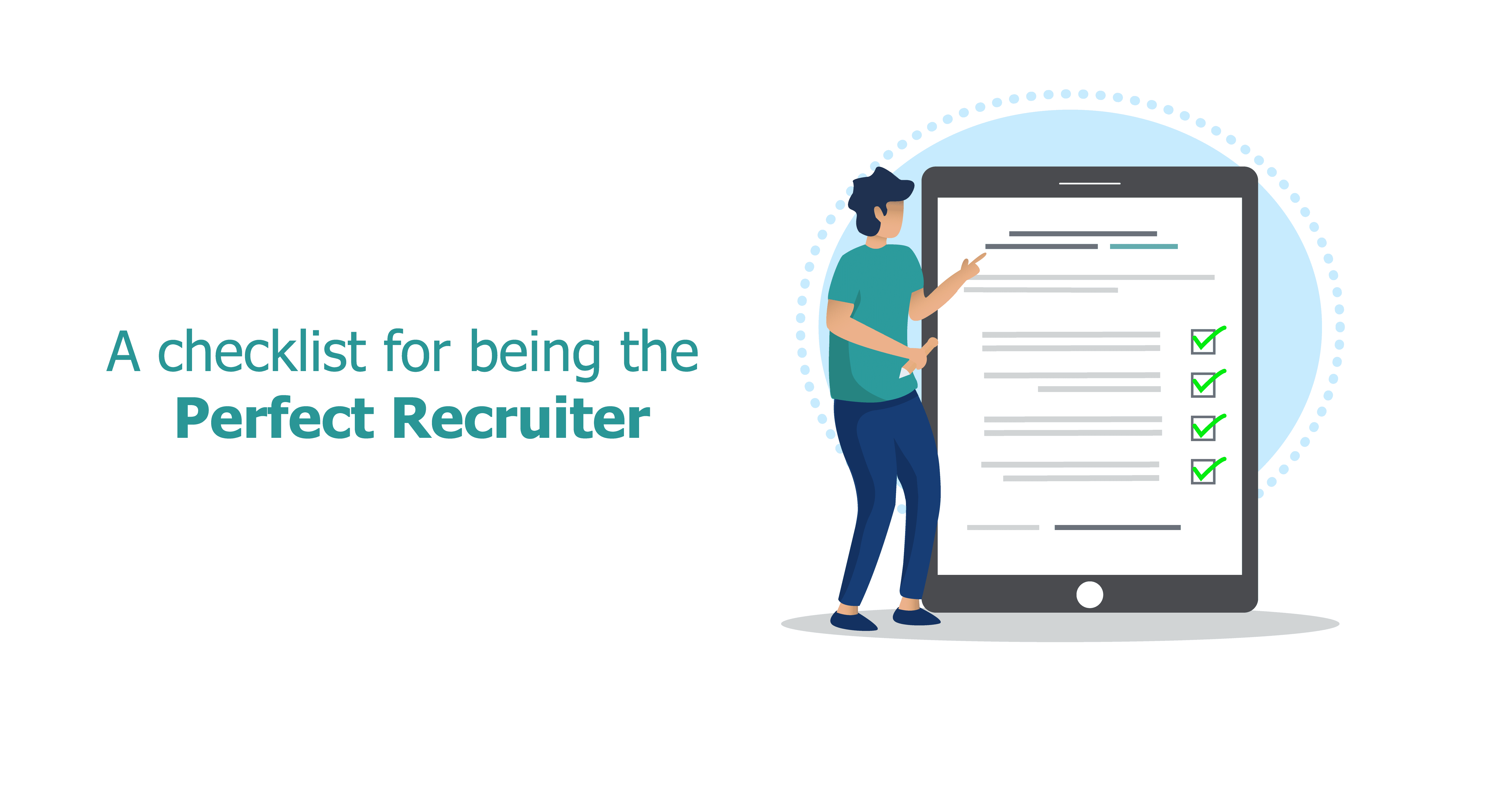 how to become a recruiter