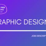 Graphic Designer Job Description template, graphic description job description, graphic designer jd, graphic designer jd sample, free graphic designer jd, free graphic designer job description, Graphic designer