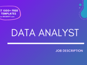 Data analyst job description, data analyst free jd, data analyst free job description, data analyst job roles and responsibilities