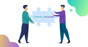 Monter partners with Recooty. Monster-Recooty Partnership. Recooty Job Board Partners. Monster partner.
