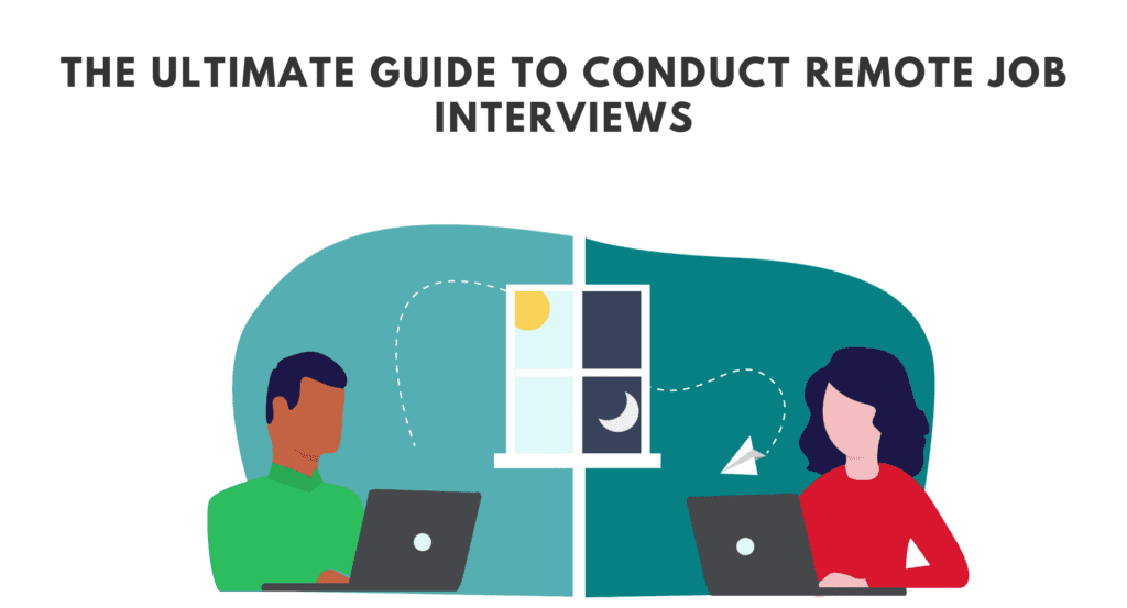 How to conduct remote interview during the times of crisis. Mater the art of remote interviews.