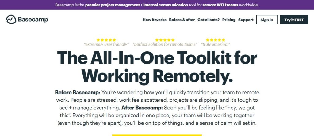 Must-have tools for remote teams project management tool for remote teams