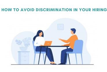 Steps to avoid discrimination during recruiting. Tips to prevent discrimination while hiring. How to avoid discrimination while hiring.