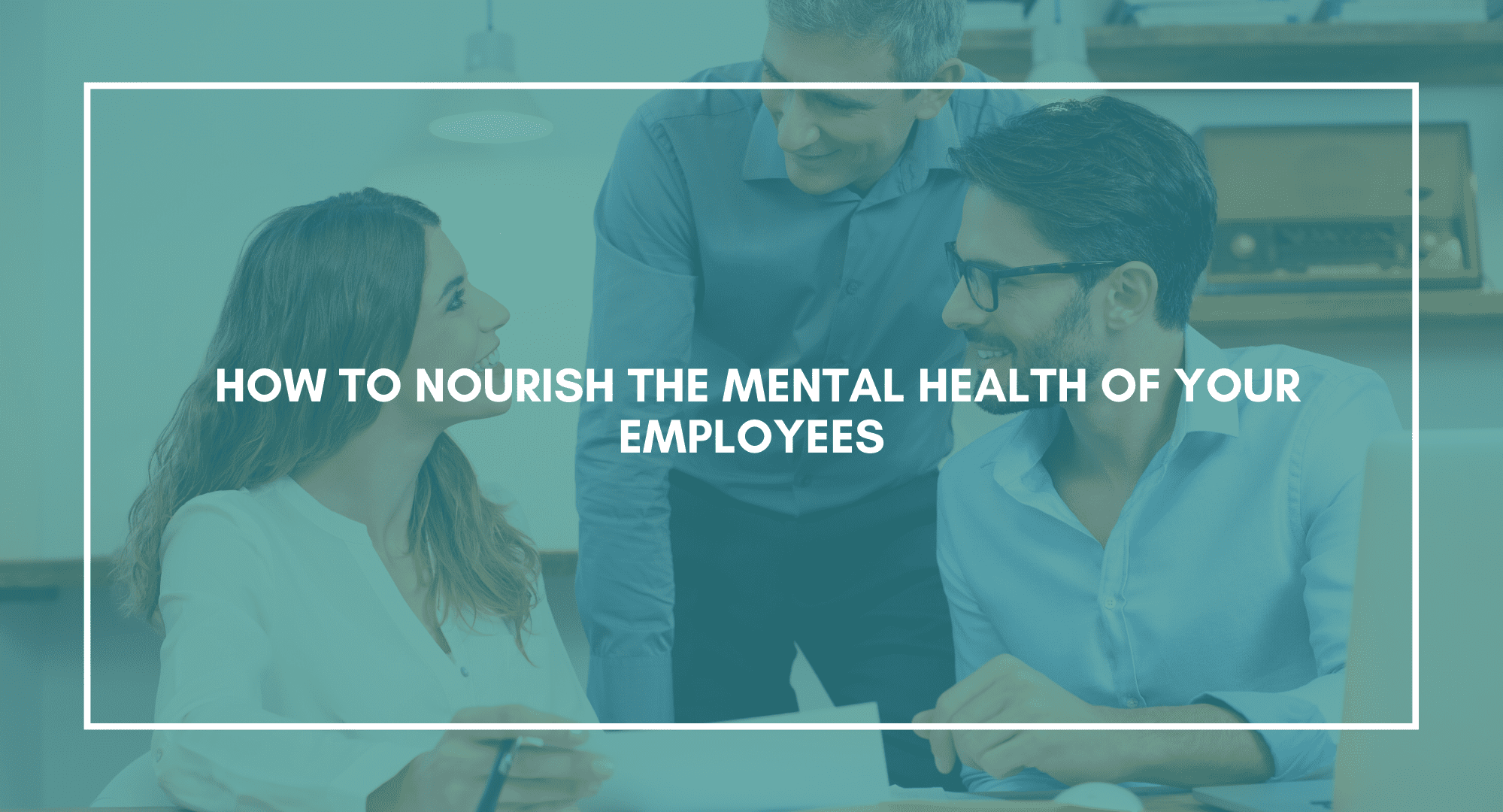 how to support the mental health of remote employees. Mental well-being of remote employees. Tips to suppport mental health of remote employees.