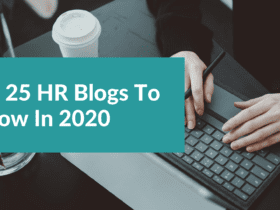 Best Blogs to follow in 2020. Top 25 blogs to follow in 2020. Best blogs for HR professionals.
