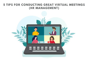 tips for conducting great virtual meetings. How to conduct great virtual meetings. Guide for conducting virtual meetings. How to conduct virtual meetings successfully.