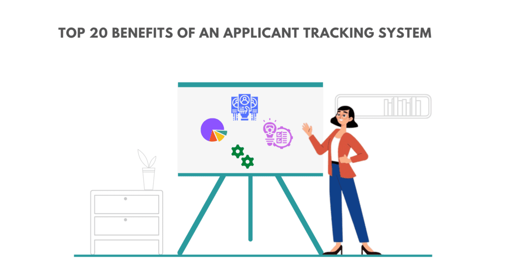 Top 20 benefits of using an ATS. Top 20 benefits of an Applicant Tracking System. Top 20 benefits of using an Applicant Tracking Software. Benefits of using an Applicant Tracking System. Top 20 Benefits of Applicant Tracking System. Why should you use an Applicant Tracking System.