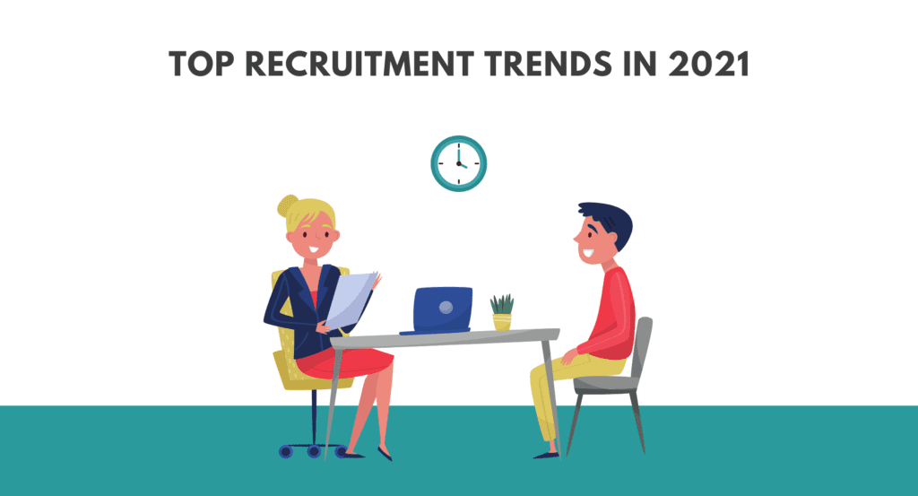 recruitment trends in 2021, top recruitment trends in 2021, best recruitment trends in 2021, recruitment trends in 2021 recruitment trends to look out for in 2021