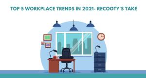 workplace trends in 2021, top workplace trends in 2021, what are the ost important workplace trends in 2021, top workplace trends in the year 2021, 5 top workplace trends in 2021