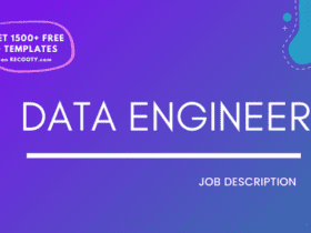 Data Engineer Job Description Template,Data Engineer JD,Free Job Description,Job Description Template,job posting