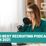 10 best recruiting podcasts in 2021. What are the best recruiting podcasts to listen to. Best recruiting podcasts in 2021.
