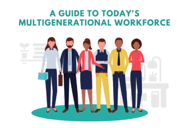 A guide to today's multigenerational workforce. How to manage a multigenerational workforce. The key to manage a multigenerational workforce.