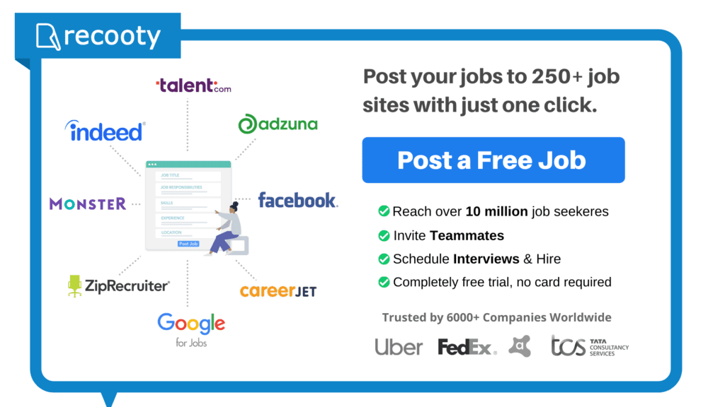 Choose the right ATS for your company, free job posting, free applicant tracking system, best applicant tracking system, best recruiting software, free job posting websites, job posting sites, best applicant tracking system with USA, best ATS in the united states, free job boards, job boards, free ATS, best free ATS, top ATS for free