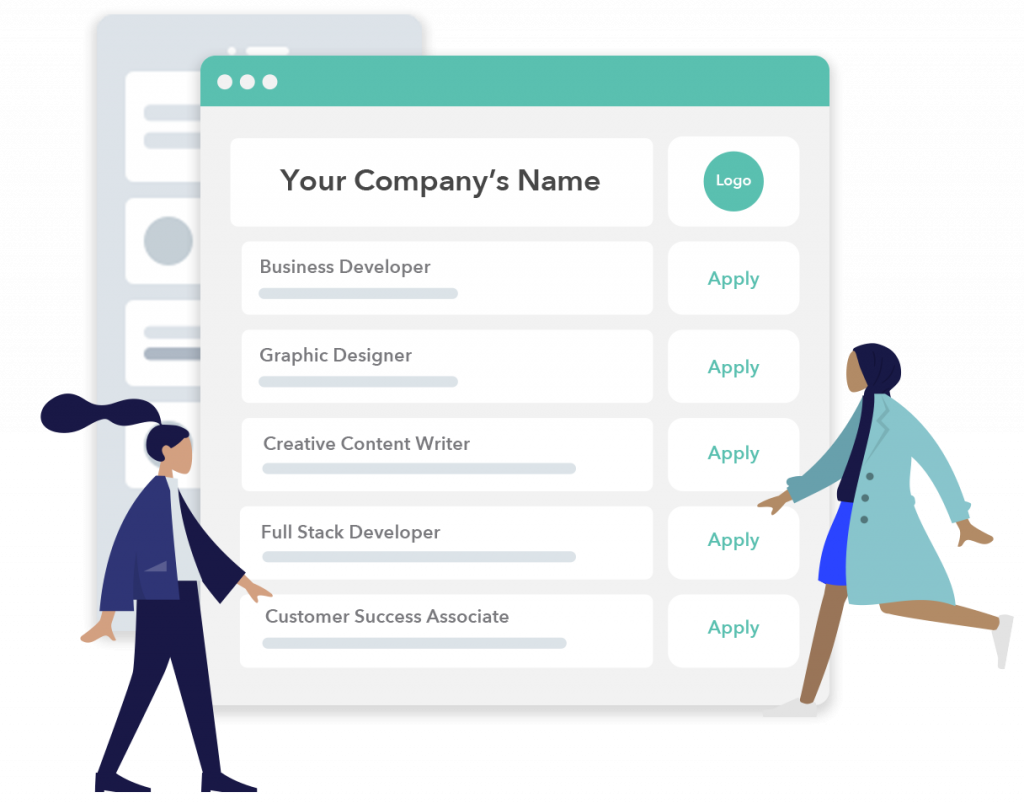 Branded Career Page
